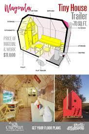 100 Small Trailer House Plans 47magentatinyhousetrailer2 CraftMart