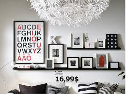 cimaises pour cadre photo chez ikea déco murales cadre frame