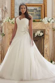 1 2 2016 Sweetheart Wedding Dresses Plus Size With Ruffles And Beads Tulle Organza Lace Up