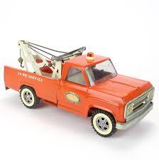 Tonka AAA 24 Hr Service Wrecker Truck - Vintage Findz
