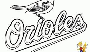 Major League Baseball Coloring Pages Free Printable 41875