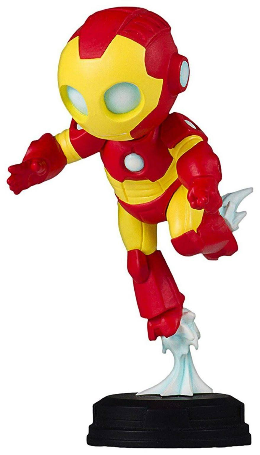 Marvel Iron Man Animated Style Statue