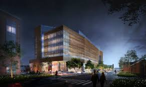 Ykk Ap Curtain Wall by 90 Million Engineering And Research Hub Coming To Maryland