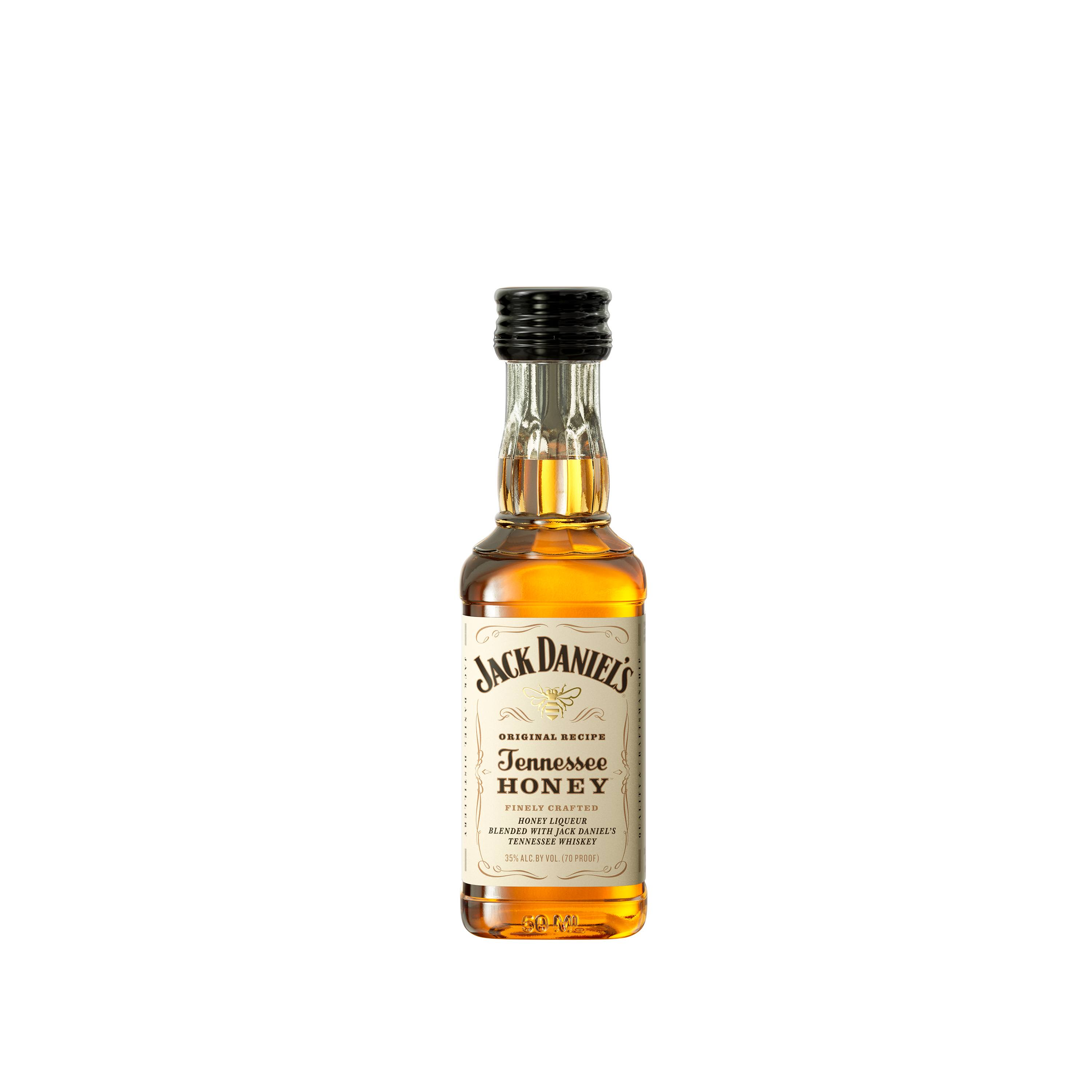Jack Daniel's Tennessee Honey Whiskey - 50ml