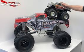 100 Monster Trucks Rc Truck Madness Lets Talk About That Gigantic Raminator