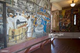 Coit Tower Murals Images by Coit Tower Murals Stock Photos And Pictures Getty Images
