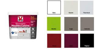 couleur peinture meuble cuisine peinture de rénovation pour meubles et électroménagers bricobistro