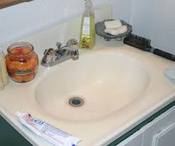 Slow Draining Bathroom Sink Remedy by Clear A Clogged Drain With Science 5 Steps With Pictures