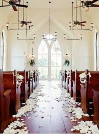 Elegant Simple Wedding Decoration Ideas For Church 64 With Additional Dessert Table