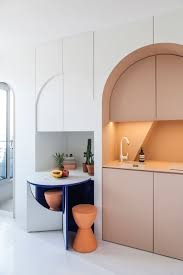 100 Paris By Design 11m Micro Apartment In By Batiik Studio Joinery Pinterest