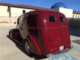 1947 Ford Panel Truck For Sale | ClassicCars.com | CC-940571 1959 Ford F100 Panel Truck F128 Kissimmee 2017 1946 1 Ton Panel Truck For Sale 1732585 Hemmings Motor News Custom 1955 Chevrolet Vintage F1 Lhd Auctions Lot 14 Shannons 1957 Gmc Napco Civil Defense Super Rare Used Work Trucks Sale 1940 Fast Lane Classic Cars Old Pickup In Va Typical 1956 Ford G7105_chevrolet_4x4_panel_truck 1961 Chevy Helms Bakery The Hamb Manchester Casual 3100