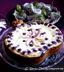 rock and owl herbsthaft apfel heidelbeer kuchen mit