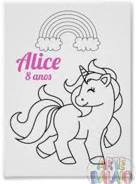 Livro Infantil Colorir Unicornio Box 3livrlapiadesi Un R 4559