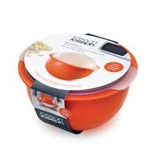 joseph joseph cuisine joseph joseph m cuisine microwave popcorn popper bowl 03528 the