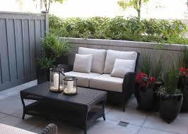 Creative Of Small Patio Ideas Condo Balcony And Terrance Cabot