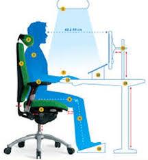 chaise de bureau mal de dos sige ergonomique et fauteuil de bureau pour viter le mal de dos
