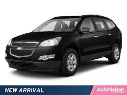 Used Chevrolet Traverse for Sale in Knoxville TN