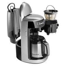 KitchenAid 12 Cup Coffee Maker KCM12003 Target