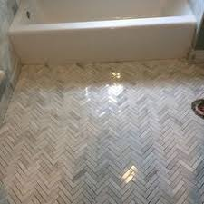 Af Fitzgerald Tile Woburn Ma by The Tile Shop Hampton Hermosa Polished Octagon Marble Mosaic Tile