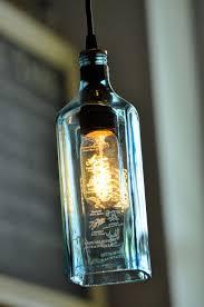 We Love Our Gin Bling BottlesStair LightingLighting IdeasHanging