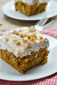 Cake Mix And Pumpkin by Better Than Anything Pumpkin Spice Cake