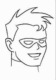 Batman And Robin Coloring Pages Images Pictures