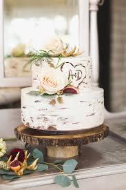Unique Rustic Wedding Cakes