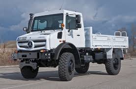 2014 Mercedes Benz Unimog U5023 | Top Speed Within Exciting Mercedes ...