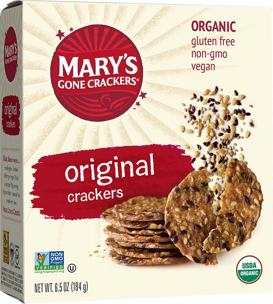 Mary's Gone Seed Crackers - Original, 6.5oz