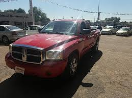 Used 2005 Dodge Dakota For Sale In Colorado Springs, CO 80903 South ...