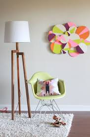 3D Geometric Wall Art DIY Paper