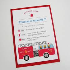 Children's Fire Engine Party Invitation By Moonglow Art ... Birthday Printable Fireman Party Invitation Merriment Template Fire Truck Invitations Wording Plus New Cute Engine Gilm Press Fantastic Photo And Personalise Boys Army Birthday Invitionmiltary Party Invitation Inspirational Firefighter Hire A Fire Ny Pinterest Monster Small Friendly Invites Marvelous