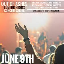 Out Of Ashes Concert Series