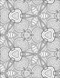 Free Adult Colouring Page