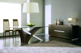 Modern Dining Room Buffet Home Decorating Ideas Built In