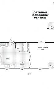 Single Wide Mobile Homes Floor Plans rpisite
