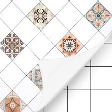 mosaik fliesen pvc folie selbstklebend für küche bad