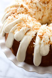 Coconut Bundt Cake This is an incredibly moist cake loaded with coconut flavor