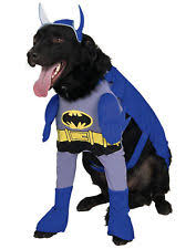 cat batman costume batman costume blue large pet 885967 rubies fancy