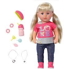 Baby Born Interactive Sister Doll Lelut CDONCOM