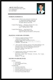 No Experience Resume Examples Job Fabulous Sample With Work College Student Outstanding Templates