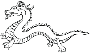 Chinese Dragon Coloring Page Suddenly Pages Dragons For Adults Difficult Sheets
