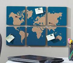 world map cork board tiles cork board tiles cork boards and cork