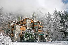 Wawona Hotel Dining Room by Maximum Comfort In Yosemite