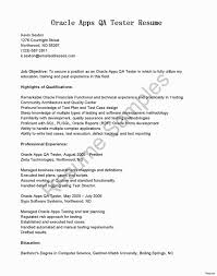 Software Testing Resume Samples 2 Years Experience Luxury Cover Letter For Tester Yelomphone Pany