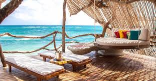 Azulik Hotel In Tulum Is Considered One Of The Best Hotels With A