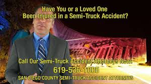 100 Truck Accident Lawyer San Diego CA Semitruck Accident Attorneys Personal Injury S