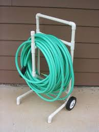 pvc projects hose caddy and 4 more diy pvc project plans from