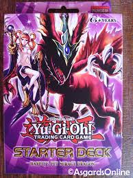 Yugioh Starter Deck Yugi Reloaded Opening by Blackwing Structure Deck Radnor Decoration
