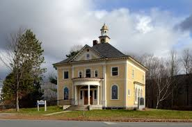 Library Masonic Hall Guildhall – Preservation Trust of Vermont